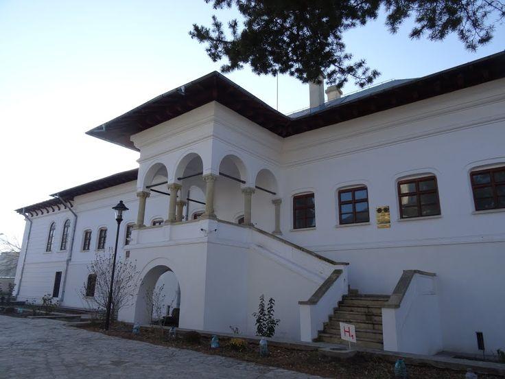 Palatul Brâncovenilor de la Râmnicu Sărat