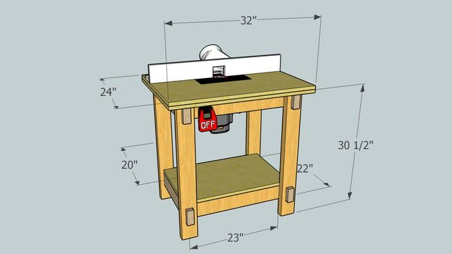 11 best free router table plans images on pinterest router table router table 3d warehouse keyboard keysfo Image collections