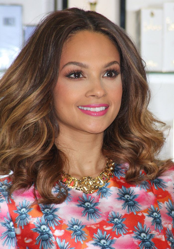 Alesha Dixon S Hair Pelo Pinterest Shops London And