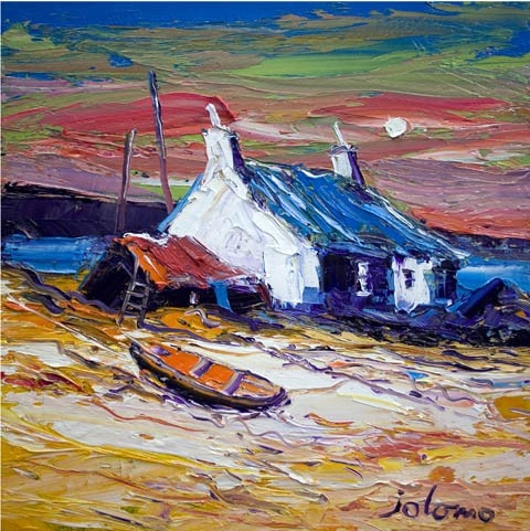 Art Prints Gallery - Storm Coming in East Harris (Limited Edition), £105.00 (http://www.artprintsgallery.co.uk/John-Lowrie-Morrison/Storm-Coming-in-East-Harris-Limited-Edition.html)