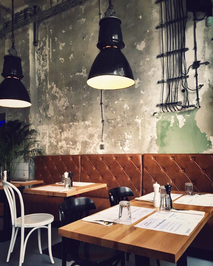 Miedzymiastowa restaurant, Krakow. #miedzymiastowa #grycajdesign #restaurant #poland #loft #industrial #food #architecture #modern