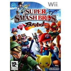 Super Smash Bros Brawl (Video Game)