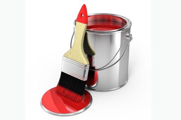 Резиновая краска характеристики, применение, правила использования