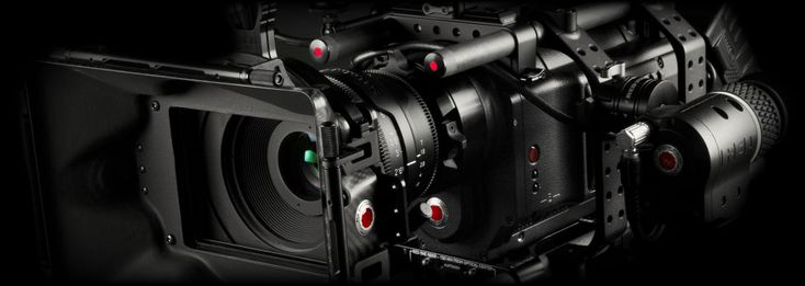 RED ONE -- The original RED Digital Cinema Camera