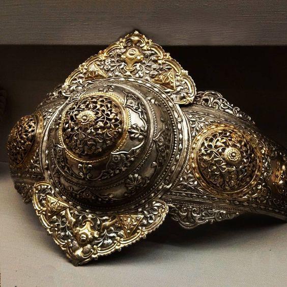greece  silverware  _art  balkan  benakimuseum  masterpiece  silver gold