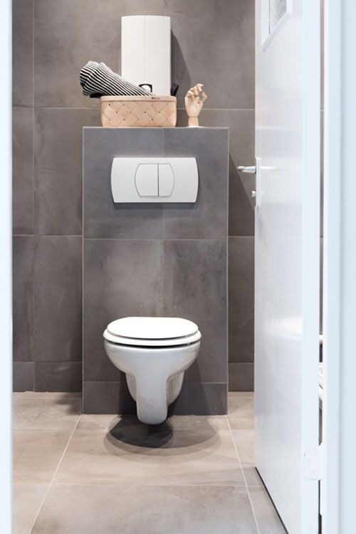 17 best images about toilet idee n on pinterest toilets search and tile - Inrichting van toiletten wc ...
