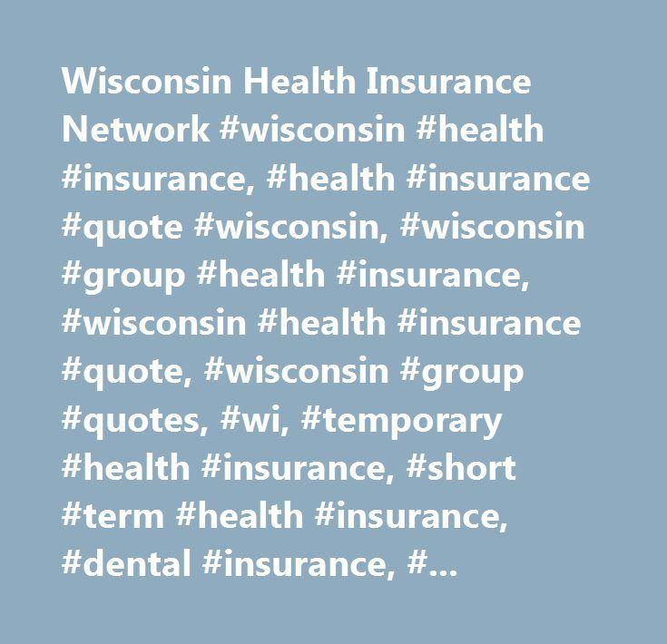 Wisconsin Health Insurance Network
