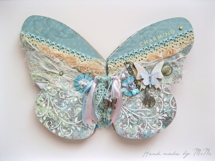 ScrapMagia: Butterfly