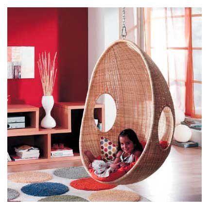 fauteuil suspendre d coration int rieure pinterest. Black Bedroom Furniture Sets. Home Design Ideas