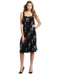 Cheap Plenty by Tracy Reese Women's Petite Flounced Slip Dress