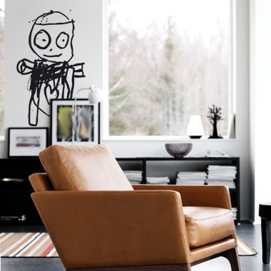 Wallstickers by Poul Pava