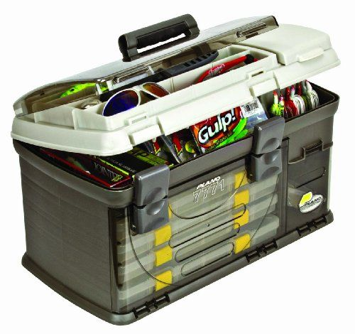 94 Best Images About Fishing Tackle Boxes On Pinterest