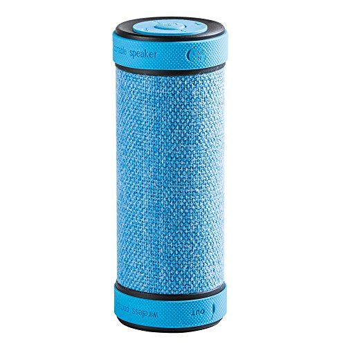Cheap GGSDY Portable Wireless Bluetooth Speaker with PowerBank 360 Degree Surround Sound and 3D Stereo Sound Built-in Microphone with Hands Free Calls Compatible with all Bluetooth-equipped Devices(Blue) Best Selling