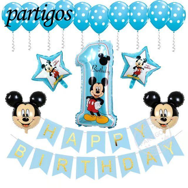 16pcs Mickey Minnie Mouse Balloons | Price: $14.21 | #babies #pregnancy #kids #mommy #child #love #momlife #babygirl #babyboy #babycute #pregnant #motherhood #photography #photoshoot