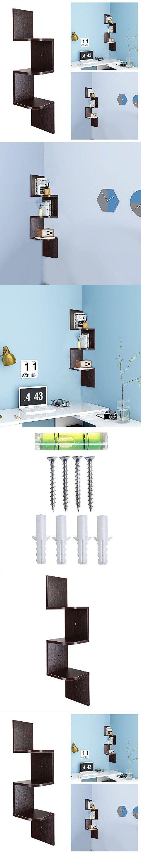 240 besten Corner Shelves Bilder auf Pinterest | Eckregale, Eckregal ...