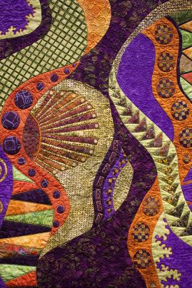 Convergence at Quiltfest Oasis Palm Springs 2014