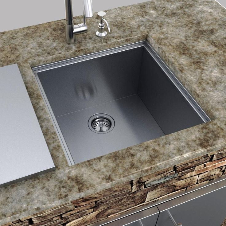 11 best Outdoor sink stations images on Pinterest   Outdoor sinks ...