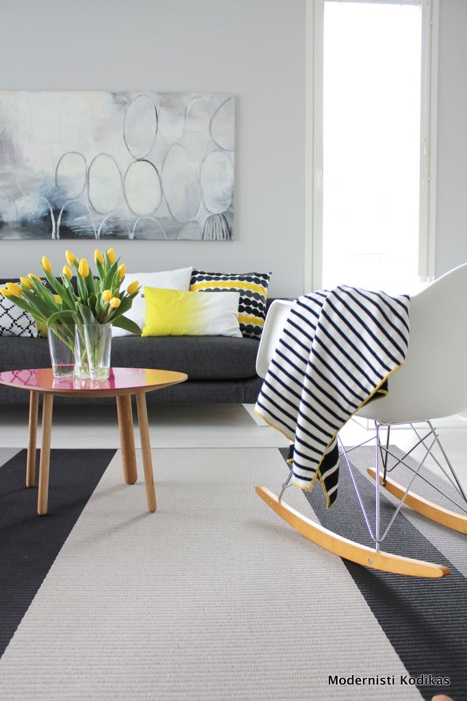 Love The Bold Colours And Contrast With Ever Gorgeous RAR Eames Style