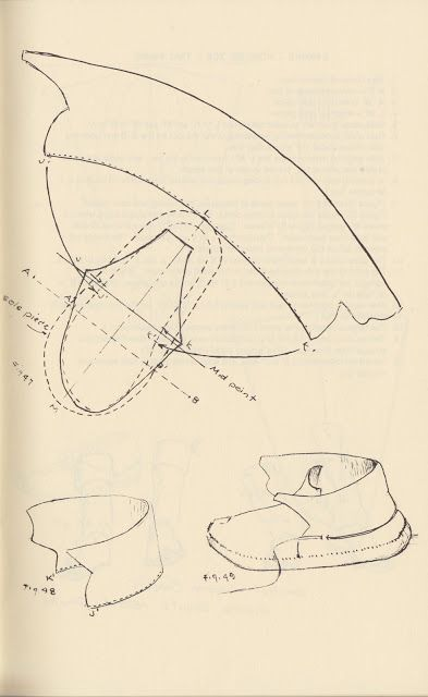 Moccasin Patterns