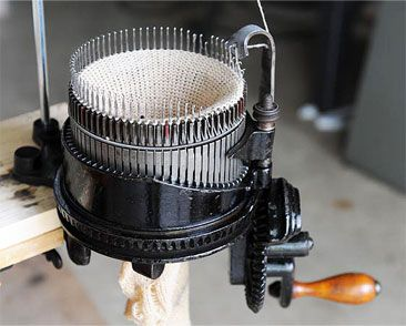 Circular Sock Knitting Machine
