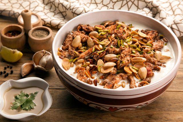 فتة شاورما Elwasfa Recipe Recipes Eastern Cuisine Food