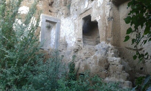 Ruderi,  Civita di Bagnoregio