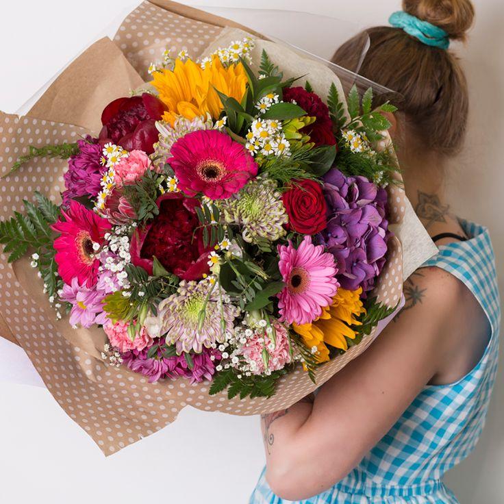 Precioso ramo de flor natural, siempre frescas en tu casa, comercio, empresa o negocio. #ramo #flornatural #frescas #casa #comercio #empresa #negocio