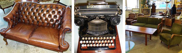 http://www.geheimtipphamburg.de/kunst-kultur/artikel/vintage-moebel.html Stilbruch sammelt gebrauchte Möbel von Spendern oder der Stadtreinigung und verkauft sie für wenig Geld weiter. Die Suche in dem Secondhand-Shop ist Glückssache: Jeden Tag kommt neue Ware in den Verkaufsraum in Altona. Wer regelmäßig vorbeischaut und ein wenig Geduld mitbringt, kann hier von der urigen Eckbank bis zum Geschirr mit Goldrand richtige Schätze finden.  WAS:Stilbruch WANN:  Mo – Sa 10:00 – 18:00 Uhr…
