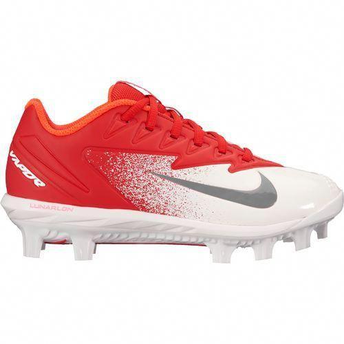 e7fc861f320c Nike Boys  Vapor Ultrafly Pro MCS Baseball Cleats (Red White