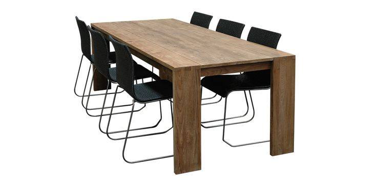 Fissure Dining table by dBodhi, available at Hunter Furniture