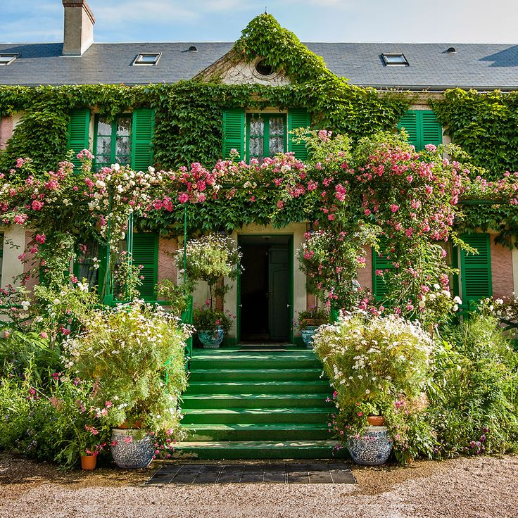 Giverny, Monet's house and garden, France. Best Day Trips from Paris