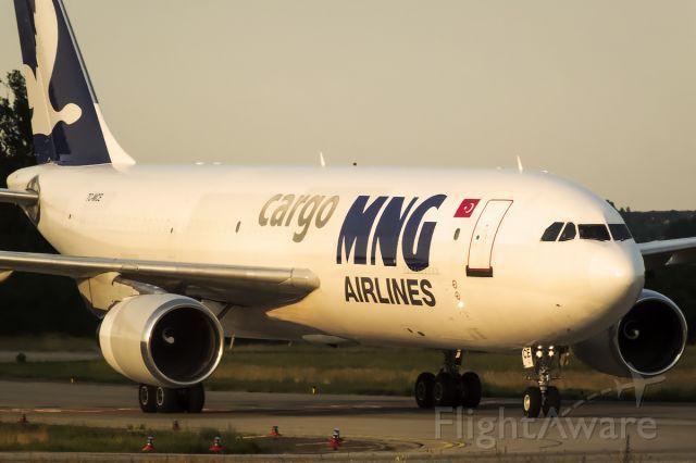 MNB Airbus A300F4-200 (TC-MCE)