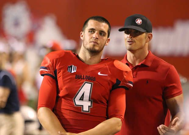 2014 NFL Draft: How the Cleveland Browns Draft Could Center Around Fresno State QB Derek Carr