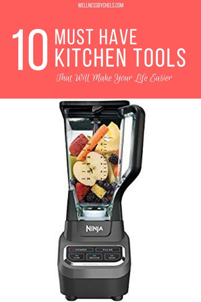 10 Useful Must Have Kitchen Tools Helpful Make Life Easier Appliances Blender