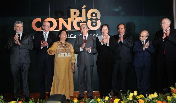 Inauguran en el Museo Nacional de Antropología la exposición Río Congo, artes de África Central