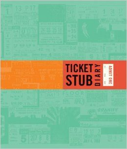 Our Gift Pick for The Sports Fanatic: Ticket Stub Diary. Get personalized picks for your friends at http://www.sheknows.com/giftpicks