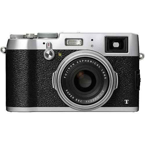 Fujifilm X100T - Silver