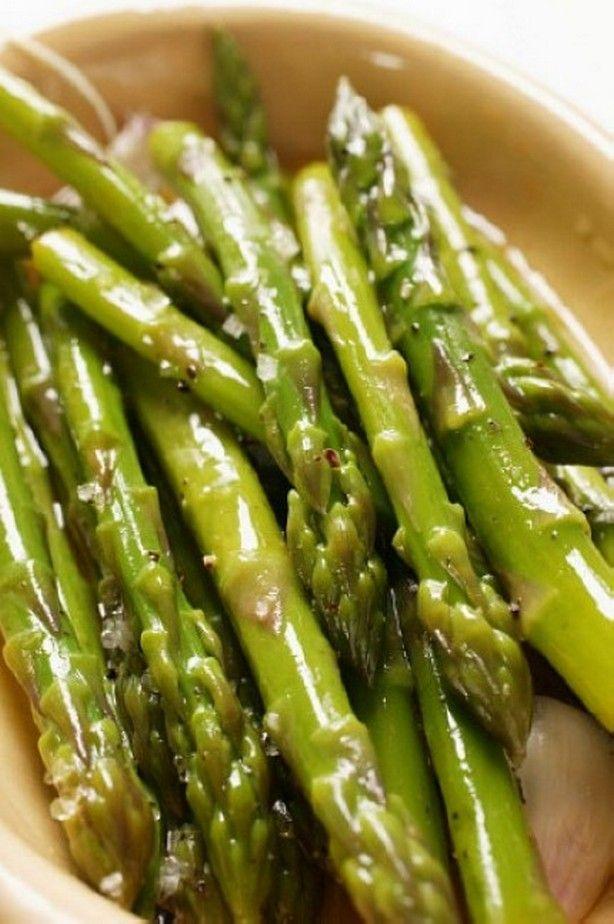 Asian marinade for asparagus