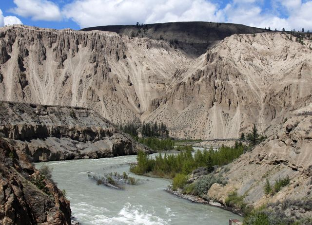 The Chilcotin River - 20 Things to Do Along Highway 20 in British Columbia