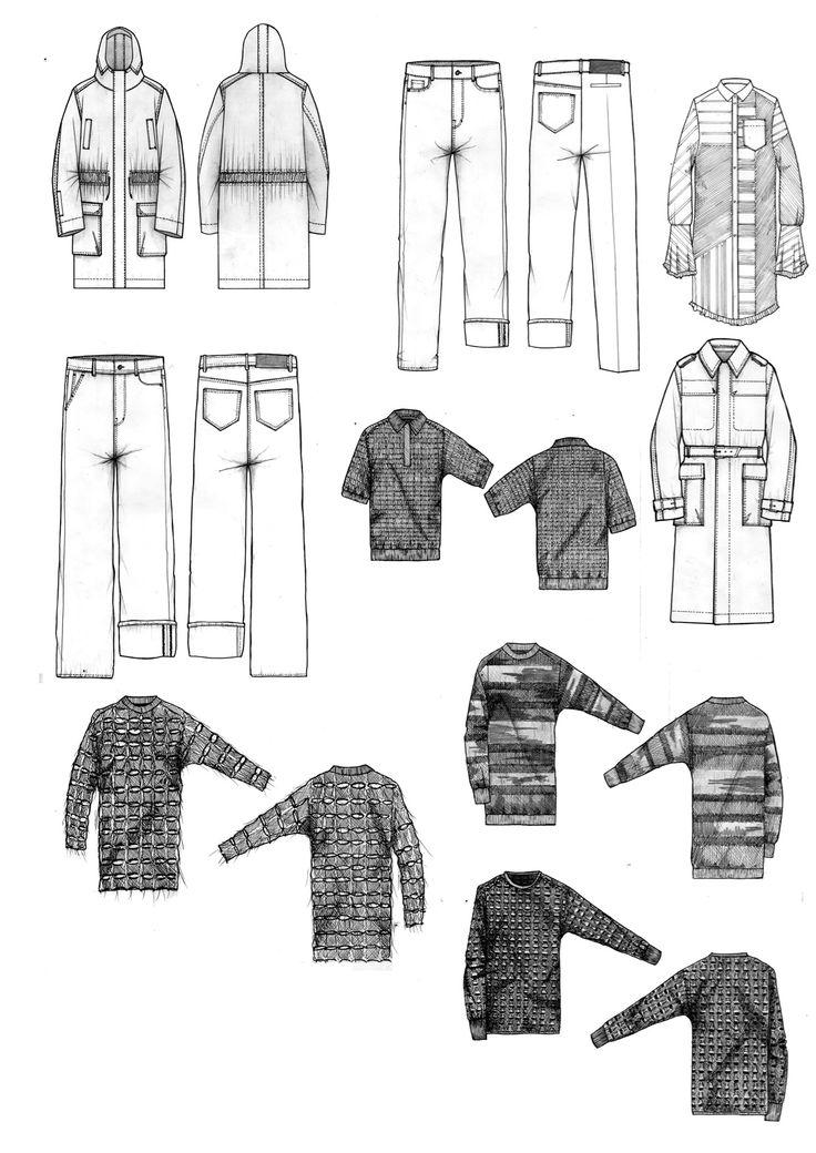 25+ trending Fashion design template ideas on Pinterest