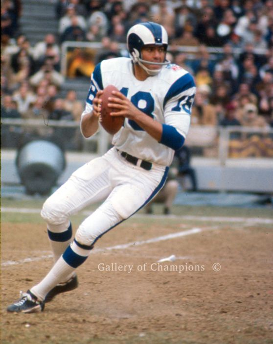 Roman Gabriel Los Angeles Rams | Gallery of Champions