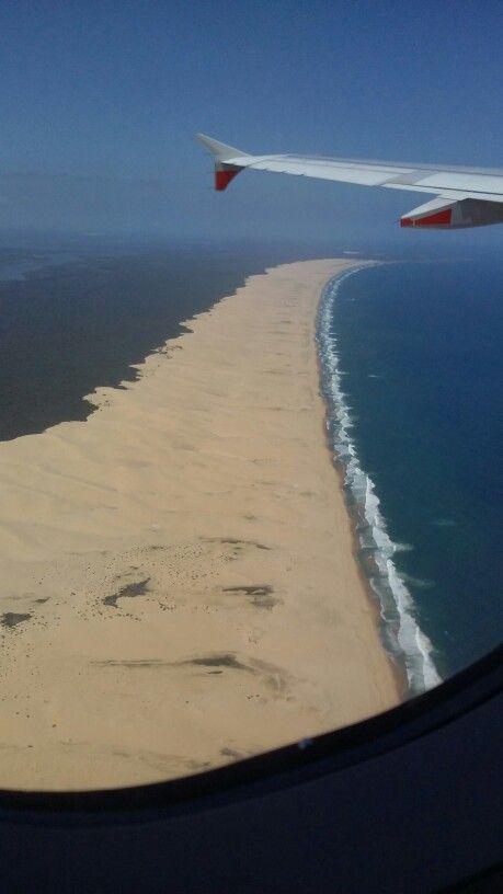Stockton beach NSW
