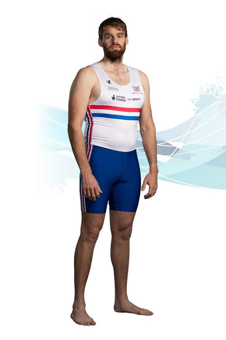 Alan Campbell - Rowing. Men's single.