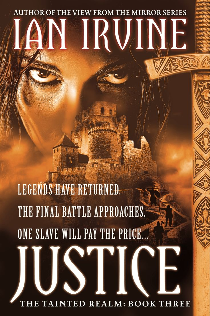 Cover Reveal: Justice By Ian Irvine  Orbit Books  Science Fiction,  Fantasy,