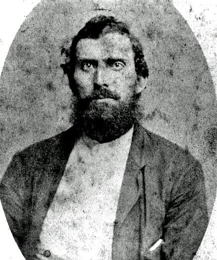 During the height of the United States Civil War a deserter from the Confederate Army led a county is Mississippi to secede from the Confederacy.