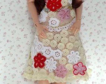 13 SID Iplehouse Irish Lace handmade by CrochetLaceforDoll on Etsy