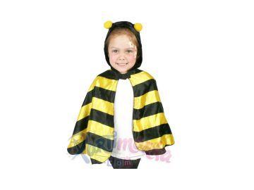 Arı Çocuk Kostümü Pelerini