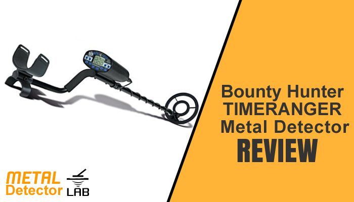 Bounty Hunter TIMERANGER Metal Detector Review – Best for Professionals and Beginners