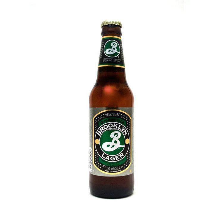 Brooklyn Lager je američko pivo sa 5,2% alkohola. Ćilibar-zlatne boje, ima ukus slada uz prijatnu gorčinu i cvetnu aromu hmelja. Ukusno, osvežavajuće