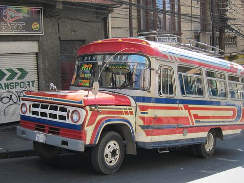 Backpack South America - Tips for South American Bus travel | The Lost Girls